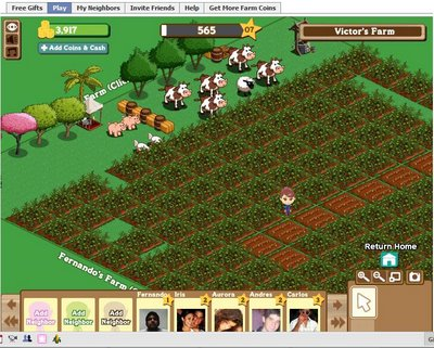 farmville nivel