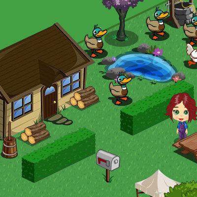 vecinos farmville